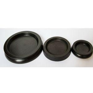 Castor Cups Black £Call